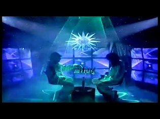 Blue Room : The Orb (TOTP)