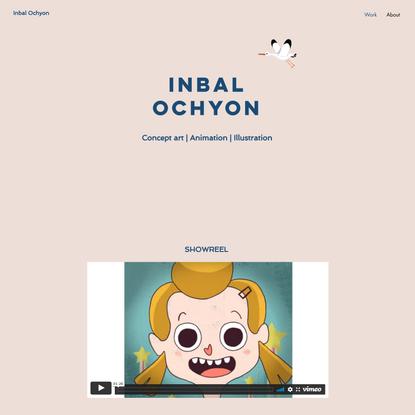 Inbal Ochyon | Animation and Illustration