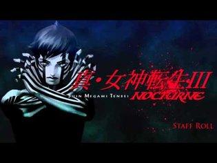 Staff Roll - SMT III: Nocturne