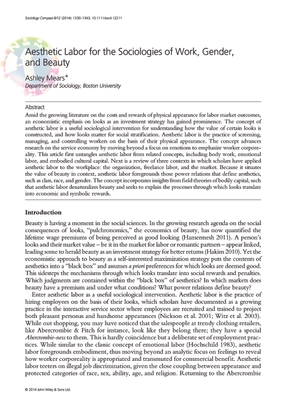 Aesthetic-Labor-for-the-Sociologies-of-Work-Gender-and-Beauty.pdf