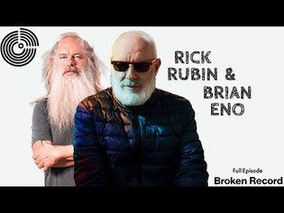 Brian Eno: The Innovator | Broken Record (Hosted by Rick Rubin)