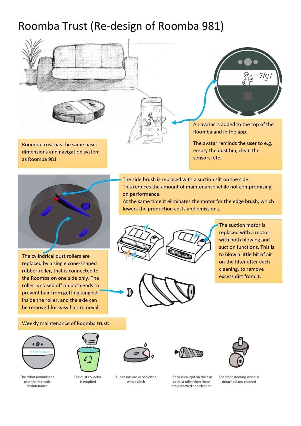 Roomba Trust