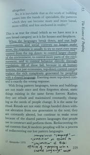 Sarah Perry - The Essence of Peopling