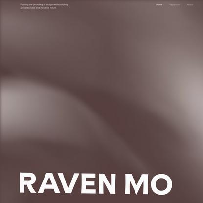 Raven Mo