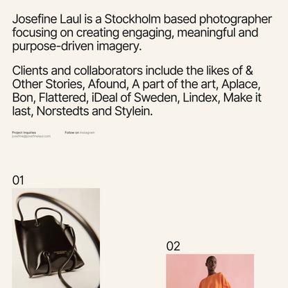 Josefine Laul
