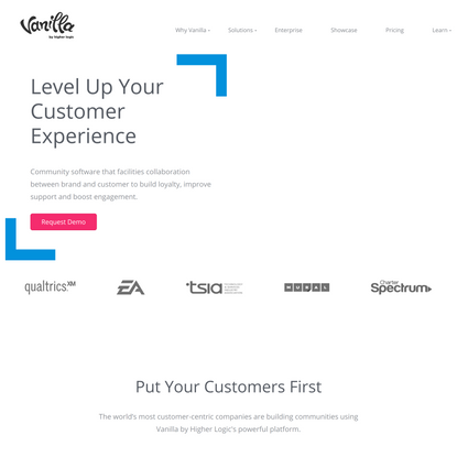 Online Community Software and Customer Forum Software by Vanilla Forums