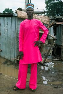 Barkley L. Hendricks, Portrait of a Lagosian, 1978
