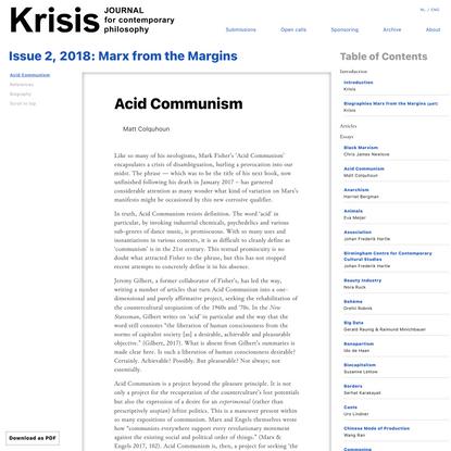 acid-communism