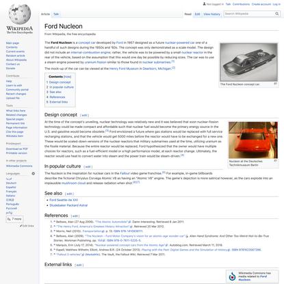 Ford Nucleon - Wikipedia