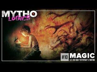 MYTHOLOGICS #10 /// MAGIC THE GATHERING Feat Maxwell