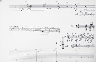 John Cage, Concert for Piano and Orchestra. Solo for Piano, 1960