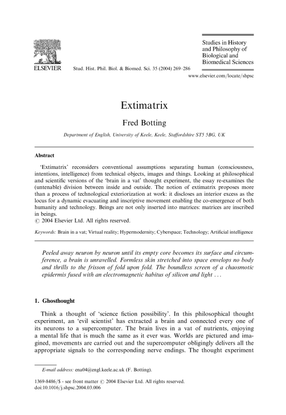 Extimatrix_2004_Studies-in-History-and-Philosophy-of-Science-Part-C-Studies-in-History-and-Philosophy-of-Biological-and-Biomedical-Sciences.pdf