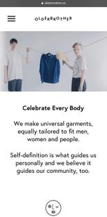 inclusive garments
