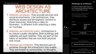 Website Interventions by Dennis Grauel