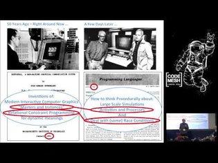 Joe Armstrong & Alan Kay - Joe Armstrong interviews Alan Kay