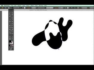 Use spiro spline tool in adobe illustrator