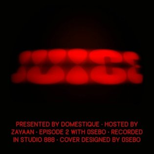The Juice 002 w/ Osebo by domestiquedc
