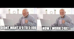 9 to 5 | 24x7