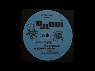 DJ LOUI - SQ80 System (Carl Finlow Remix) - SQ80 System EP - [JPT005] - 2019