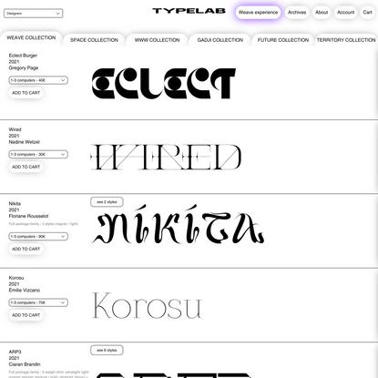 Typelab