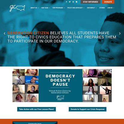 Real-World Democracy Education