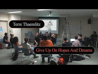 Terre Thaemlitz: Give Up On Hopes And Dreams | Resident Advisor - YouTube