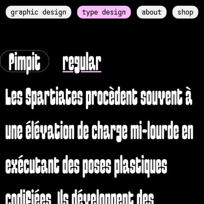 bb-bureau — Benoît Bodhuin – visual research, type design and teaching