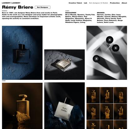Rémy Briere | Lambert | Lambert