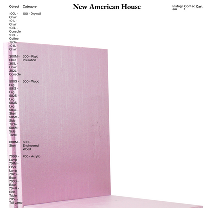 New American House