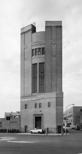The Holland Tunnel Land Ventilation Building