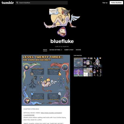 bluefluke