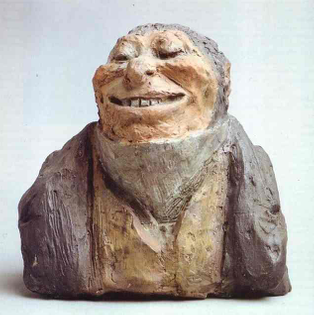 honore daumier sculpture