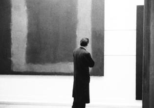 Sandra Lousada,ROTHKO EXHIBITION 1961 at the Whitechapel Gallery