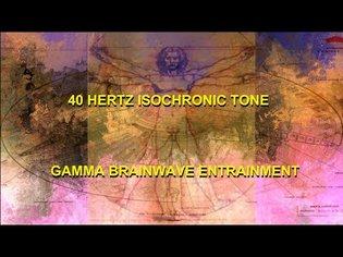 40 hertz gamma (brainwave) tone - demand 100% #PUREtone #psychoacousticresearch #lifebalance ver1