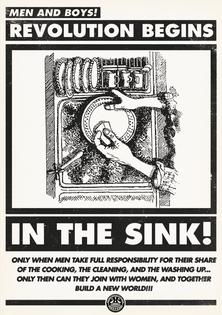 Australian IWW, Revolution Begins in the Sink