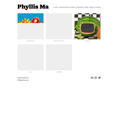 Work — Phyllis Ma