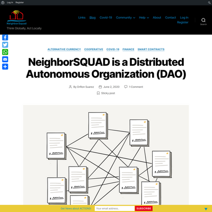 Blog - NeighborSquad Groups