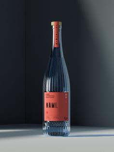 Nami Sake (design by Ancla Studio)