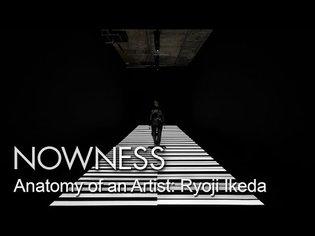 Ryoji Ikeda: a hypnotic audio-visual data explosion