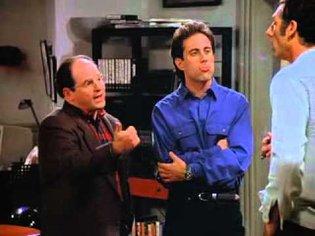 Seinfeld - The Bubble boy - Blackberry talk