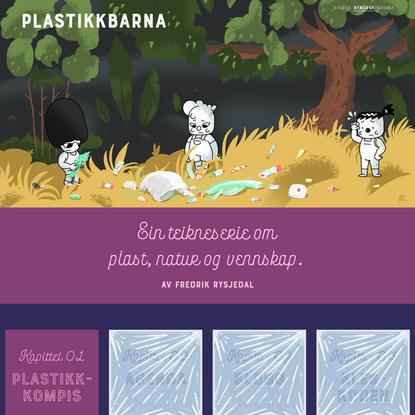 Plastikkbarna