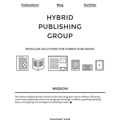 Hybrid Publishing Group