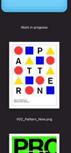 Pattern Design (courtesy Apple)