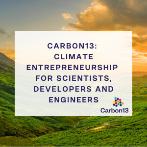Climate Entrepreneurship