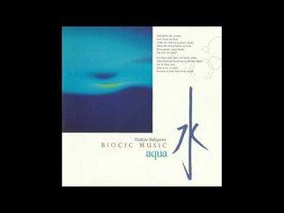 Toshiya Sukegawa (助川敏弥) - Bioçic Music: Aqua (バイオシック・ミュージック 「水」) (1993) [Full Album]