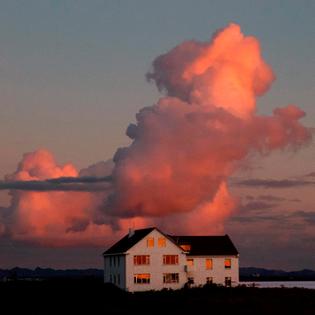 Arni J. Magnus aka AJM (Icelandic, b. Reykjavik, Iceland, based Elstead, Surrey, England) - Vespertine, 2016, Photography