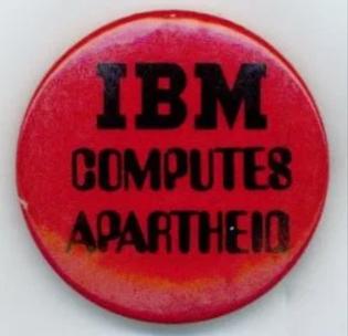 IBM Computes Apartheid