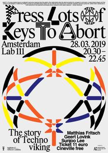 Press Lots of Keys to Abort