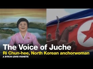The Voice of Juche | The bizarre story of North Korea's 'angry' newswoman