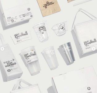 喜茶儿童节限定包装 HEYTEA Children's Day Packaging/Minimalism
